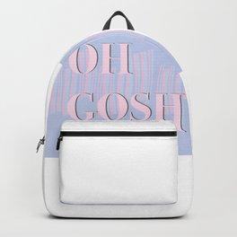 Oh Gosh Backpack