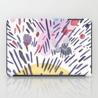 physics iPad Cases featuring Quantum physics by Dreamy Me