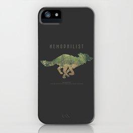 Nemophilist VII iPhone Case