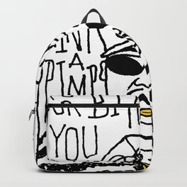 Pimp C Backpack