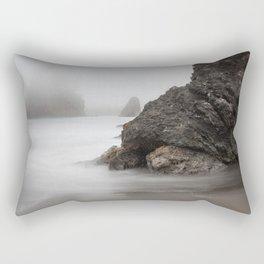 Slow Walk Rectangular Pillow