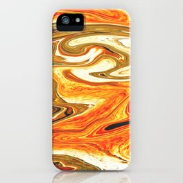 Marbled XIII iPhone Case
