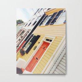 Downtown Annapolis  Metal Print