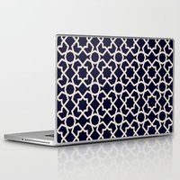 islam Laptop & iPad Skins featuring Morocco by Patterns and Textures