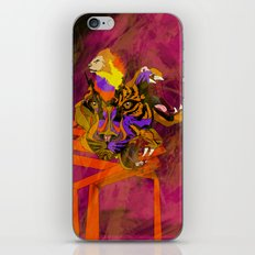 Saber iPhone & iPod Skin