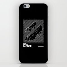 Das modell iPhone & iPod Skin