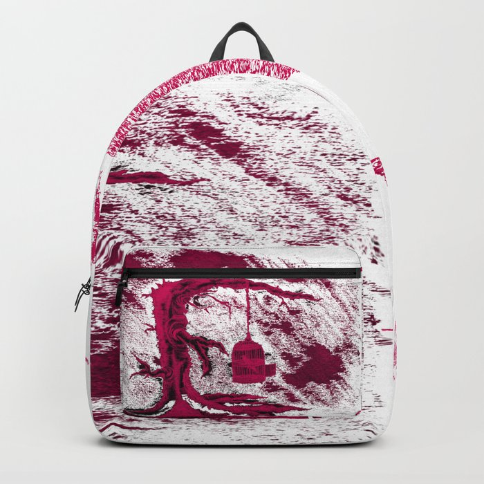 Self Inprisonment Backpack