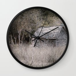 Lost in the Chaos Wall Clock