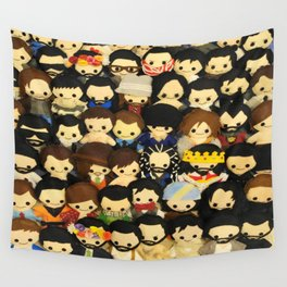 ArmiPlushies Wall Tapestry