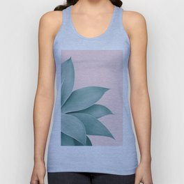 Agave Finesse #3 #tropical #decor #art #society6 Unisex Tank Top