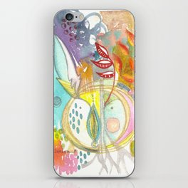 you are an amazing soul. iPhone Skin