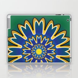 Development Mandala - מנדלה התפתחות Laptop & iPad Skin