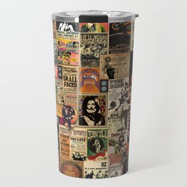 Rock'n Roll Stories Travel Mug