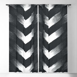 Charcoal Point Blackout Curtain