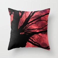 Alice's Dream Throw Pillow