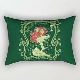 Arkham Absinthe Rectangular Pillow
