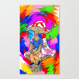Feelin' Shroomish! Canvas Print