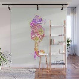 Seahorse Wall Mural