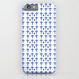 Christian Cross 20 iPhone Case