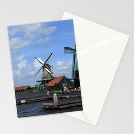 Three Windmills Stationery Cards