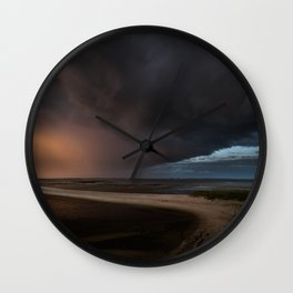 The Big Black Wall Clock