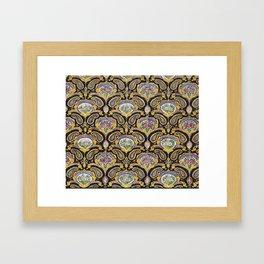 Persian Art Framed Art Print