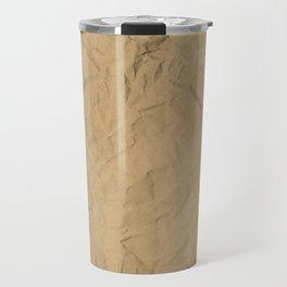 Wrinkled Craft Travel Mug