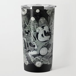 Thoughts Travel Mug