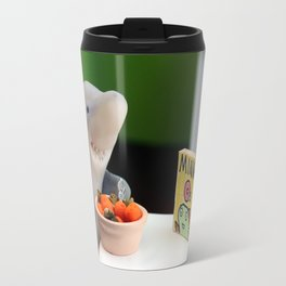 Breakfast for Sharks Travel Mug