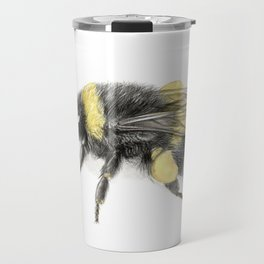 White-tailed bumblebee Travel Mug