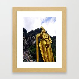 Murugan Framed Art Print