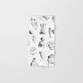 Nood Dood Pattern Hand & Bath Towel