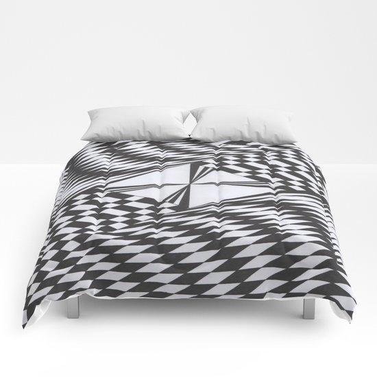Crosswise Comforters