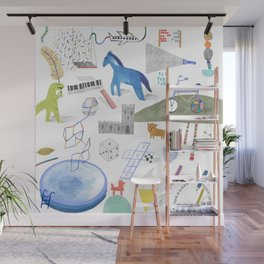 childrens room Wall Mural
