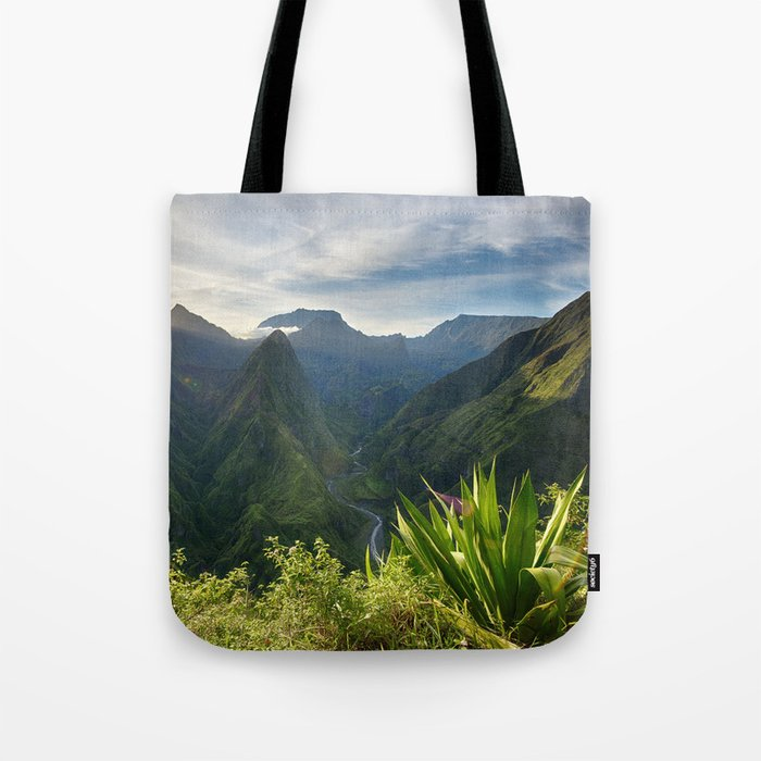 a61026736491 Montagne Tote Bag by edmondoviselli
