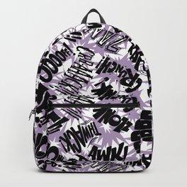 Biff Bam Pow 2 Backpack
