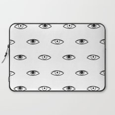 Eyes - David Bowie Laptop Sleeve