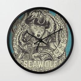 SeaWolf Wall Clock