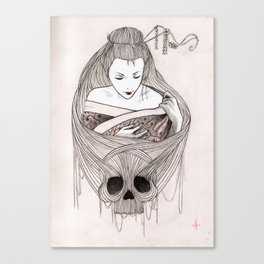 G♥ Canvas Print