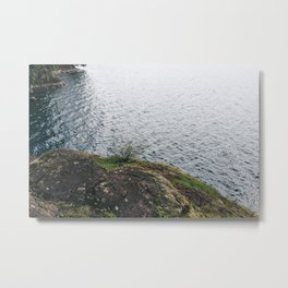 Rocks And Waters Metal Print
