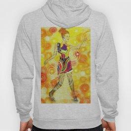 Psychedelic Dancer  Hoody