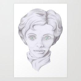 Innocent Art Print
