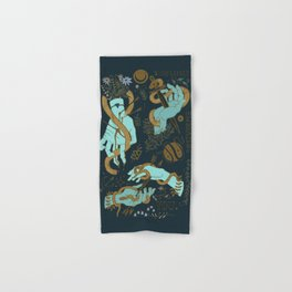 Hunger of the pine Hand & Bath Towel