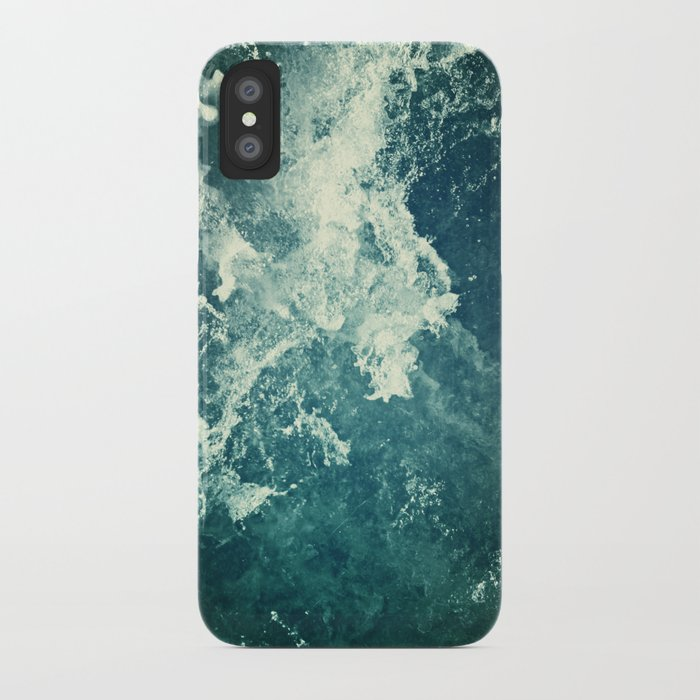 Water III iPhone Case
