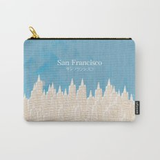 San Francisco TA Carry-All Pouch