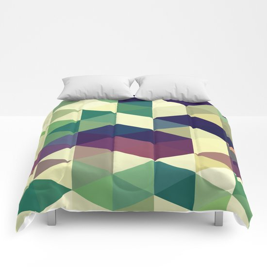 Fall At Your Feet Comforters