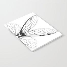 Cicada wings Notebook