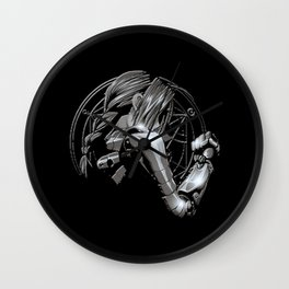 Edward Metal Wall Clock