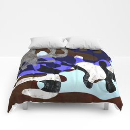 A Whale of a Tale Comforters