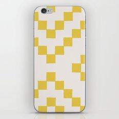 Tiles - in Dandelion iPhone & iPod Skin